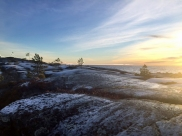 Skagsudde mot Finland